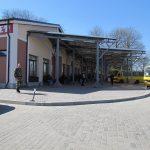 Автостанція Мостиська