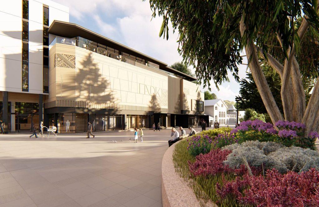 Торгово-розважальний готельний комплекс Трускавець